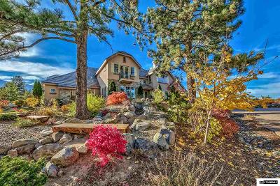 Reno Single Family Home For Sale: 6619 Jung Court