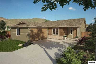 Single Family Home Active/Pending-Loan: 1146 Silver Coyote