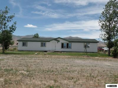 Winnemucca Manufactured Home For Sale: 3805 Mountain View Drive