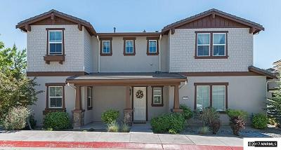 Washoe County Single Family Home Active/Pending-Loan: 2200 Heavenly View Trail