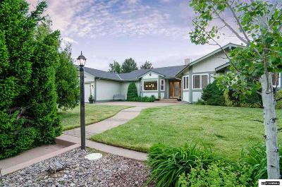 Washoe County Single Family Home Active/Pending-House: 90 Lemming Dr.