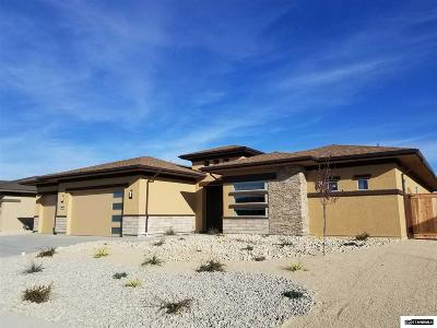 Fernley Single Family Home Back On Market: 697 Raptor Way