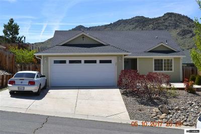 Gardnerville Single Family Home For Sale: 25 Scott St