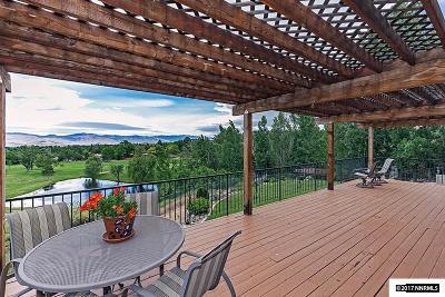 Reno Single Family Home For Sale: 2160 Manzanita
