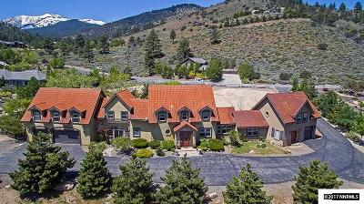 Reno Single Family Home For Sale: 15040 N Timberline Drive