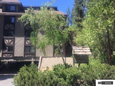 Incline Village Condo/Townhouse Active/Pending-Loan: 333 Ski Way #261