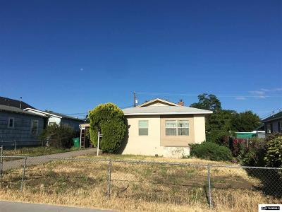 Reno Single Family Home For Sale: 945 Nevada St.