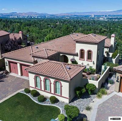 Reno Single Family Home For Sale: 5250 Belsera Ct.