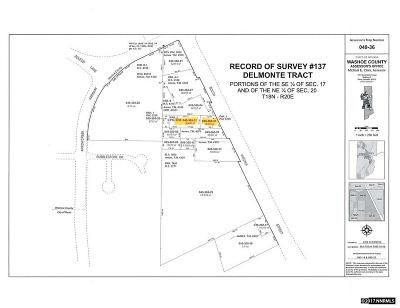 Reno Residential Lots & Land For Sale: S Virginia St