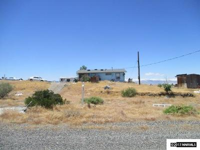 Fernley Single Family Home Auction: 1715 Gustafson Road