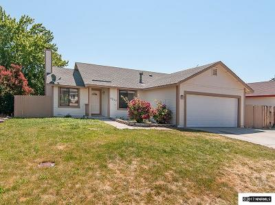 Single Family Home Active/Pending-Loan: 6900 Sunkist Drive