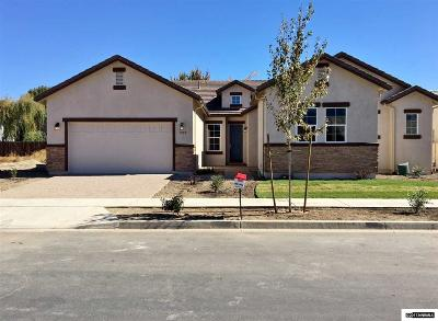 Minden Single Family Home Active/Pending-Loan: 1769 Bella Casa Drive #Lot 68