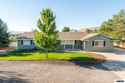 Minden Single Family Home Active/Pending-Loan: 1368 Cathy