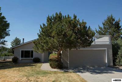 Minden Single Family Home Active/Pending-Loan: 1320 Judy Street
