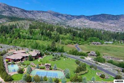 Gardnerville Single Family Home Back On Market: 263 Sierra Country Circle