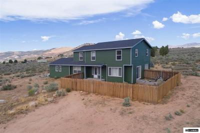 Reno Single Family Home For Sale: 16130 N Red Rock