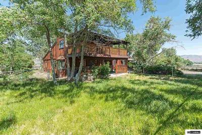 Dayton Single Family Home For Sale: 210 Bullion Rd
