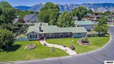 Gardnerville Single Family Home For Sale: 1532 Gardner Street