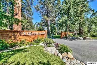 Washoe County Condo/Townhouse For Sale: 120 State Rt 28 #2