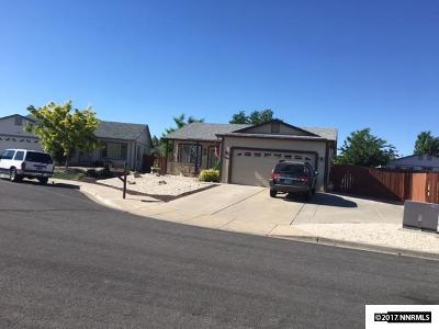 Sun Valley Single Family Home Active/Pending-Loan: 5845 Magenta Ct