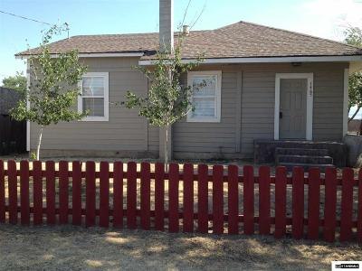 Sparks Single Family Home Active/Pending-Call: 1465 Hymer Avenue