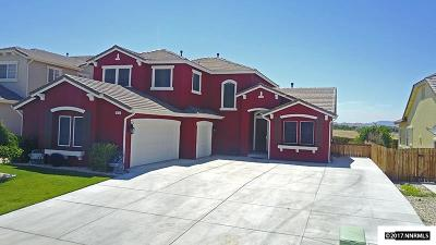 Fernley Single Family Home For Sale: 1320 Rouge River Road