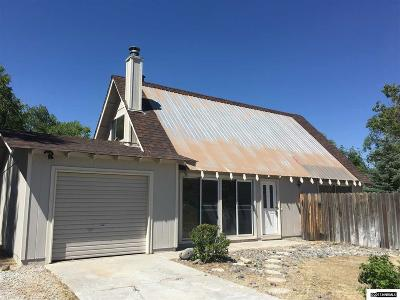 Reno Single Family Home Back On Market: 17455 Cold Springs