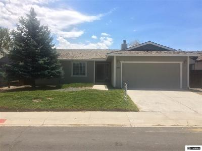 Dayton Single Family Home Active/Pending-Loan: 253 Woodlake Cir