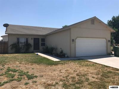 Fallon Single Family Home Active/Pending-Loan: 540 Beeghly Dr