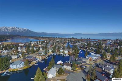 South Lake Tahoe CA Single Family Home Active/Pending-Loan: $929,000