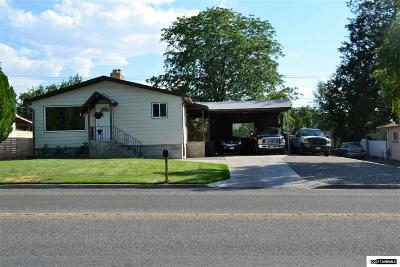 Winnemucca Single Family Home For Sale: 1450 S Bridge St.