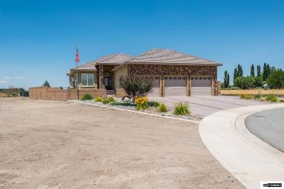 Yerington Single Family Home Price Reduced: 404 Maple Drive