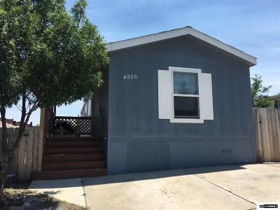 Reno Manufactured Home Active/Pending-Call: 4966 Newport Ct