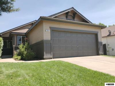 Reno Single Family Home Active/Pending-Loan: 1684 Sierra Highlands