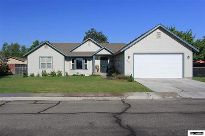 Yerington Single Family Home Active/Pending-Loan: 311 Kay Way