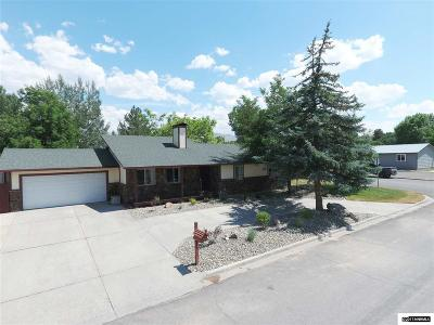 Winnemucca Single Family Home Active/Pending-Call: 330 Parkview Ave