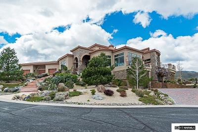 Reno Single Family Home For Sale: 3613 Silver Vista Drive