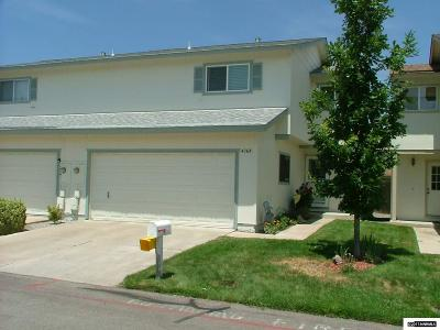 Carson City Condo/Townhouse Active/Pending-Loan: 4268 Mulligan Dr.