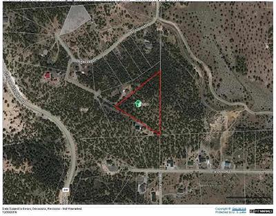 Reno Residential Lots & Land For Sale: 21259 Highland Rd.