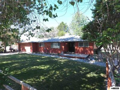Winnemucca Single Family Home Price Reduced: 7040 Jackson Rd