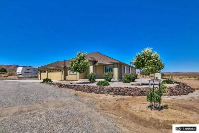 Stagecoach Single Family Home Active/Pending-Loan: 6720 Iron Mountain