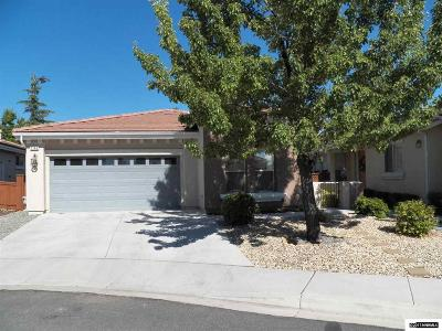 Sparks Single Family Home Active/Pending-Call: 2140 Turin Court