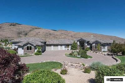 Reno Single Family Home Active/Pending-Loan: 5729 Indigo Run