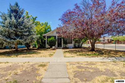 Sparks Single Family Home Active/Pending-Loan: 445 E 13th