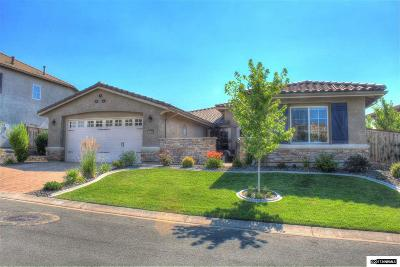 Reno Single Family Home For Sale: 1780 Fairway Hills Trl