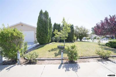 Carson City County Single Family Home Price Reduced: 2297 Woodcrest Ln