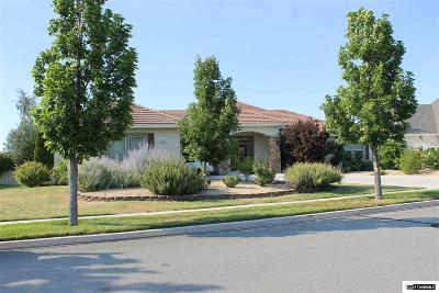 Sparks Single Family Home Active/Pending-Short Sale: 6869 Eagle Wing Drive