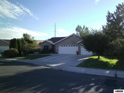 Fernley Single Family Home Active/Pending-Loan: 1363 White Bluffs Cir.