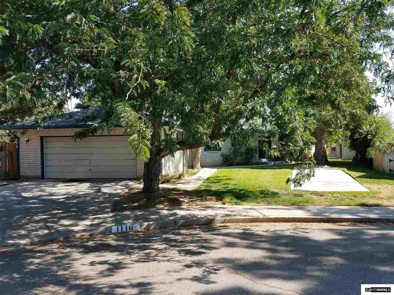 Property Photo ... - Listing: 1116 Potomac, Carson City, NV.MLS# 170010329 Cardin