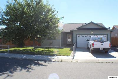 Fernley NV Single Family Home Active/Pending-Loan: $214,500
